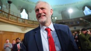 General election 2017: Corbyn attacks Tories over 'super-sized' classes