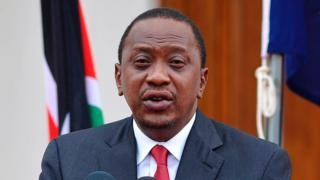 Kenya election: Kenyatta blames primaries chaos on turnout