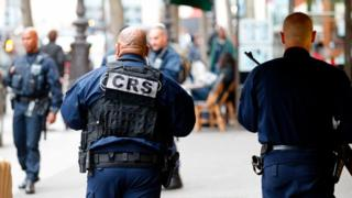 France prepares to vote for new president amid high security
