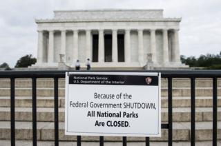 US government shutdown: How did we get here again?