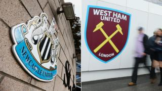 Arrests as Newcastle and West Ham raided in £5m tax probe