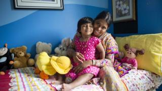 Toddler born with three legs going home to Bangladesh after surgery in Australia