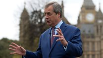 Nigel Farage 'weighing up' whether to stand to be MP