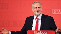 Corbyn vows to 'change UK election's course'