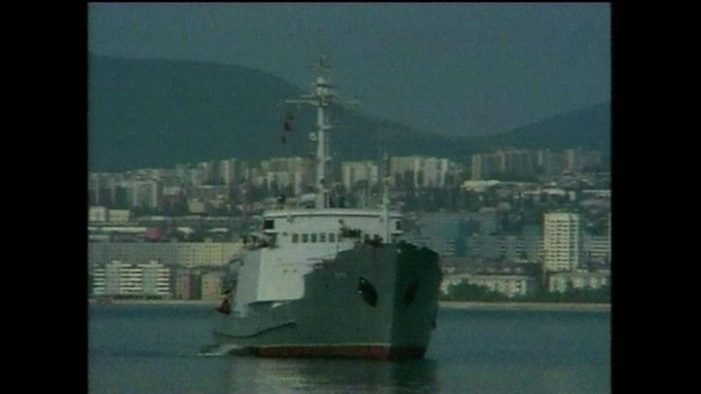 Russian spy ship Liman sinks off Turkey after collision with freighter