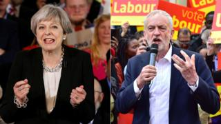 General election 2017: Parties trade blows on tax plans