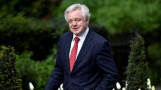 Brexit: UK will 'not pay £85bn divorce bill' says Davis