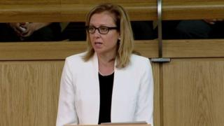 MSP Rachael Hamilton quits to fight Holyrood by-election
