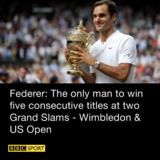 Wimbledon 2017: Roger Federer beats Marin Cilic to win record eighth title