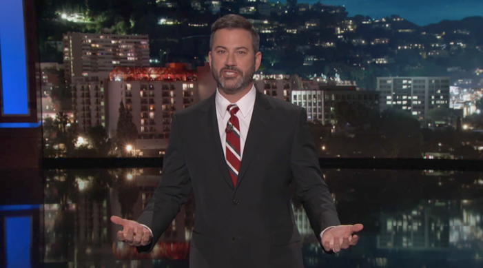 Jimmy Kimmel Doubles Down on Criticism of Health Care Bill – New York Times