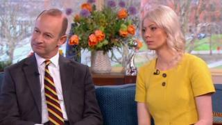 Ex-UKIP leader Henry Bolton and Jo Marney: We're not racists